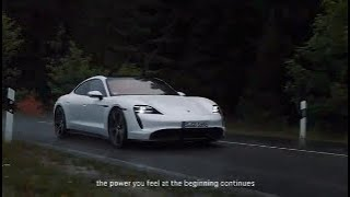 YouTube Video yx5i-5f83TY for Product Porsche Taycan Turbo & Turbo S Electric Sedan by Company Porsche in Industry Cars