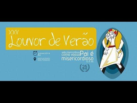 Convite do Pe Márcio A. Vignoli para XXV Louvor de Verão