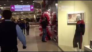 Чоловік надругався над повітряними кульками