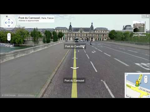 "Google Street View Introduces Double Click ""Pancake"" Navigation"