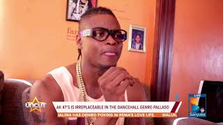 Pallaso Pays Tribute To His Late Brother AK47 | Uncut Extra
