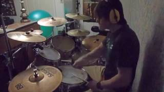 Say Hello by April Wine - Drum Cover