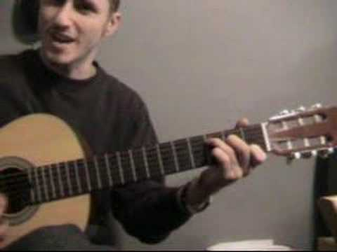 Find A Songs Key And Its Guitar Chords -  By Ear!