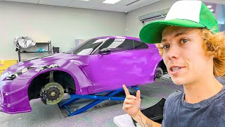 First Reaction To The NEW GUACZILLA… IT'S FINALLY DONE!!