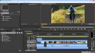 Exporting To SpeedGrade [Premiere Pro CS6&Speedgrade CS6]