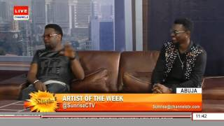 Sunrise: Features Shifi and Zeal, The New Style Plus Pt.1