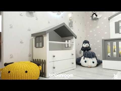 Bebeklerin Renkli Tasarım Adresi Bebishroom