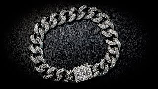 Making A Diamond Cuban Link As Bobby White