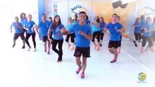 Baile Vivir Mi Vida de Marc Anthony paso a paso. Baileactivo
