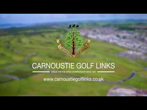 Carnoustie Open new
