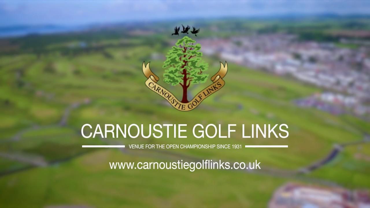 Carnoustie Open new