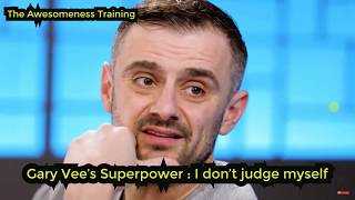 "Gary Vee's Superpower ""I don't Judge myself""  Interview at Impact Theory  Tom Bilyeu"