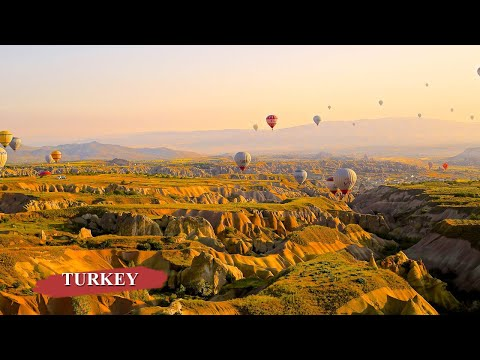 Top Places to Visit in Turkey | Sightseeing & Tourist Attractions in Turkey | Turkey Tourism | Spots