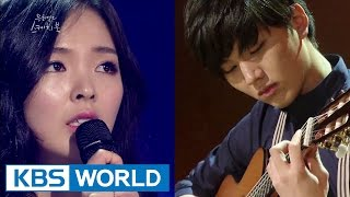 Acoustic Collabo - It's Strange, With You / A Gril and a Street Lamp [Yu Huiyeol's Sketchbook]