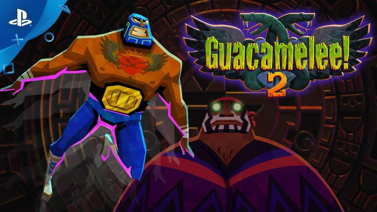 Guacamelee! 2 Announced for PS4 at Paris Games Week