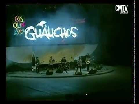 Guauchos video Cosquín 2015 - Show Completo
