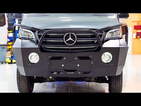 Mercedes Sprinter 4x4 Motorhome (2020) Full Presentation | All-Terrain & Luxury Van by Advanced RV