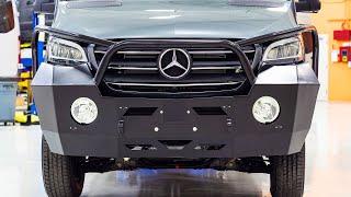 [YOUCAR] Mercedes Sprinter 4x4 Motorhome (2020) Full Presentation