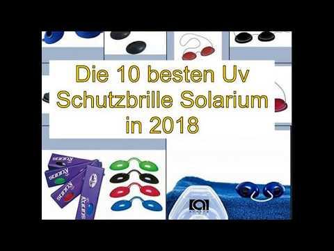 Die 10 besten Uv Schutzbrille Solarium in 2018