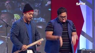 Mirakkel Actor Comedy Stage Show | Mir Sabbir | Shoshi | Pavel | Bijoy Shondhay Drama | 2017 | SATV