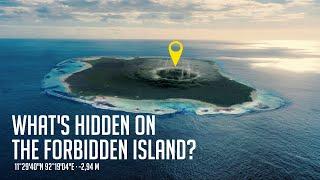 What's Hidden on the Forbidden North Sentinel Island?