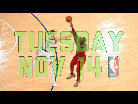 NBA Daily Show: Nov. 14 – The Starters