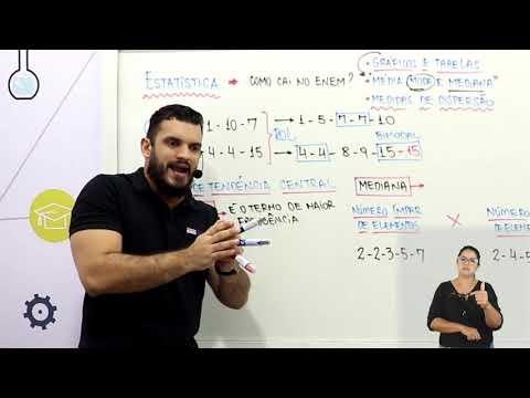 Aula 12 | Estatística - Parte 02 de 03 - Matemática