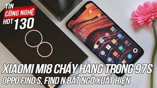 Xiaomi Mi 8 Cháy Hàng Sau 97 Giây Mở Bán   Tin Công Nghệ Hot Số 130