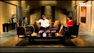Conversando con Cristina Pacheco - Ma. de los Ángeles Ortíz y Cristopher Tronco