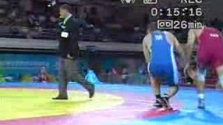 WM 07 JUN 120kg FS MATUCHIN Nick GRE - GURBUZ Ali TUR
