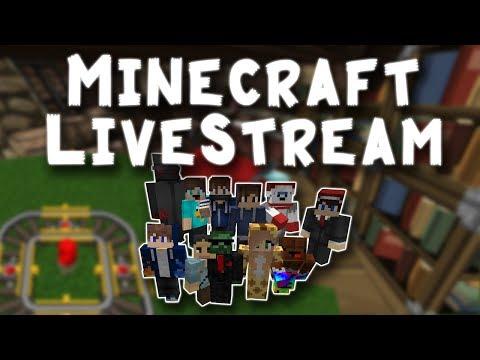 Minecraft - RPG+Kostičky=Wyncraft! LiveStream záznam [9. 3. 2018]