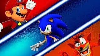 Mario & Sonic 3: A New World