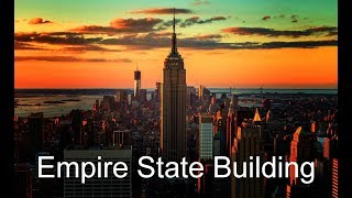 Empire State Building, New York