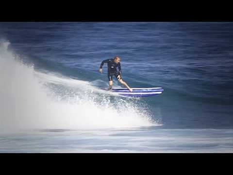 8′ Wavestorm Surfboard Review
