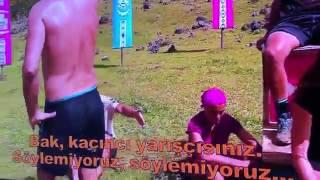 Survivor Da Büyük Kavga İlhan Mansız Fatih Ürek Full Izle
