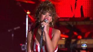 Rihanna   Man Down (Live At Rock In Rio Brazil 2011) HD