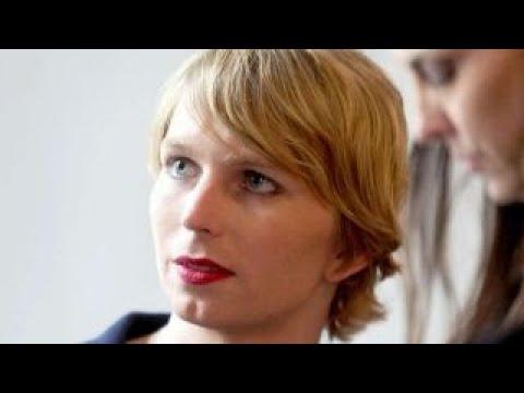 Chelsea Manning announces a run for Senate