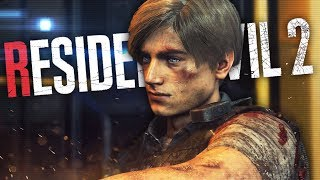 PROUD DAD SAVES THE WORLD  | Resident Evil 2 (Remake) - Leon Part 5 (END)