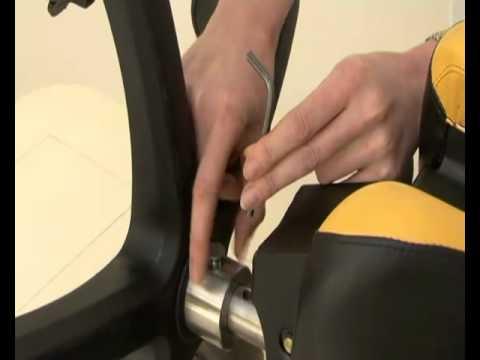 Bambach Saddle Seat adjustable height ergonomic chairs