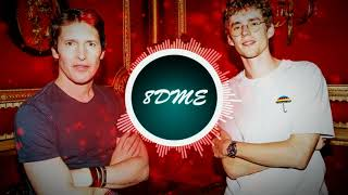 Lost Frequencies Ft.James Blunt   Melody 8D Version One Month Anniversary Special!!!