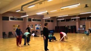 Répète danse 16 fév 15