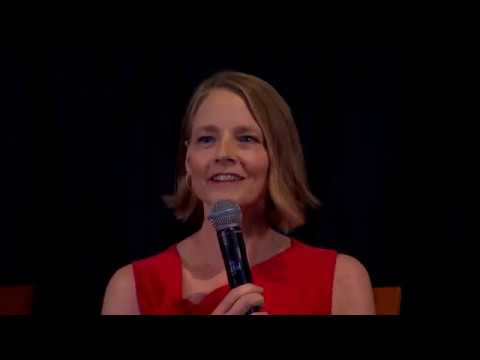 "Pink Ribbon Monaco: a screening of ""Be Natural"" with Jodie Foster"