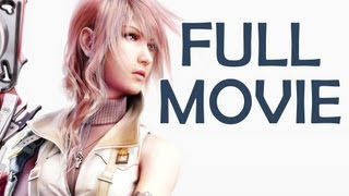 Final Fantasy XIII - The Movie - Marathon Edition (All Cutscenes & Cinematics) - HD