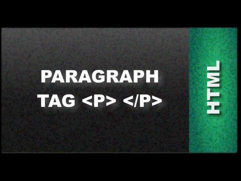 mp4 Html Code New Paragraph, download Html Code New Paragraph video klip Html Code New Paragraph