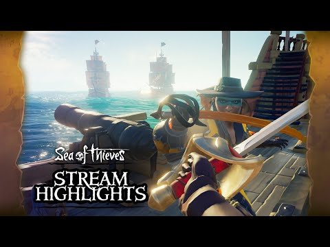 Sea of Thieves Weekly Stream Highlights: The Arena