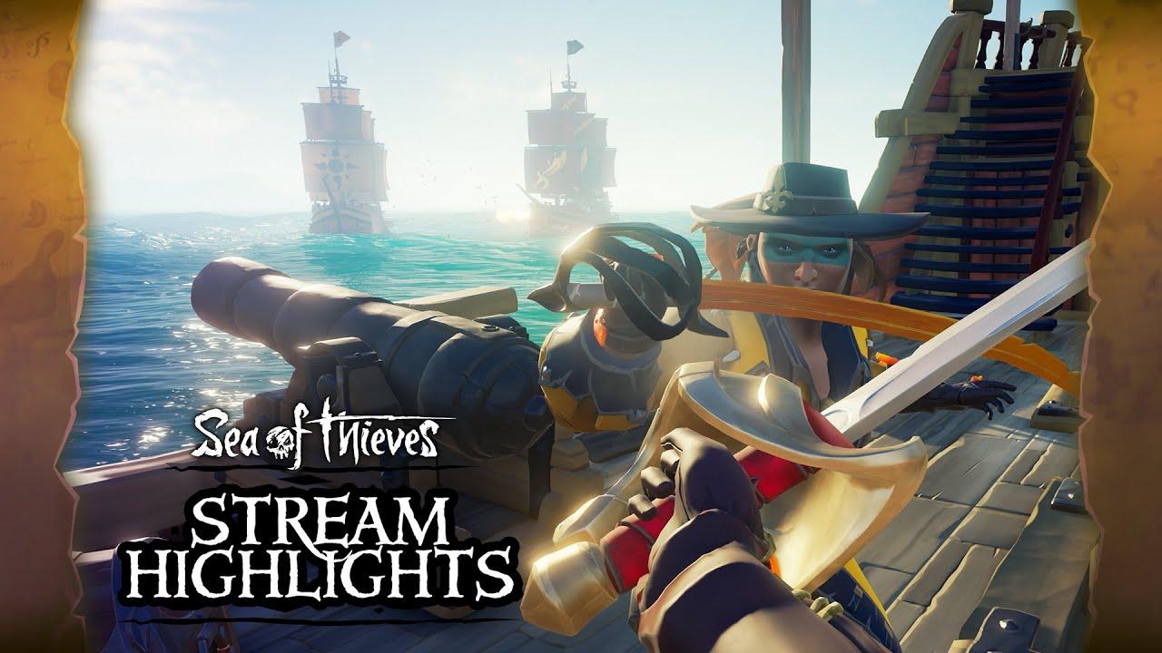 Mostrato il Gameplay dell' Arena di Sea of Thieves nell'ultimo Stream