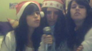 Girls Friends Feliz navidad.wmv