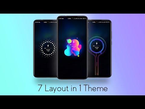Best Animated Theme For MIUI 10 - Redmi Note 5 Pro - смотреть онлайн