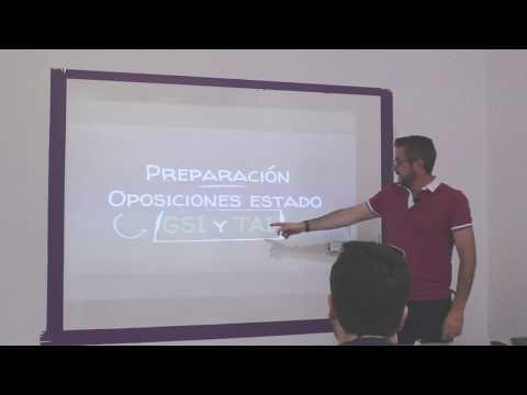 OPOSICIONES TÉCNICOS AUXILIARES DE INFORMÁTICA DE LA ADMINISTRACIÓN DEL ESTADO