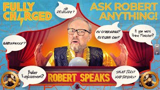 Ask FULLY CHARGED Anything! Patreons & YouTube Members interrogate Robert | Clean Energy & EVs